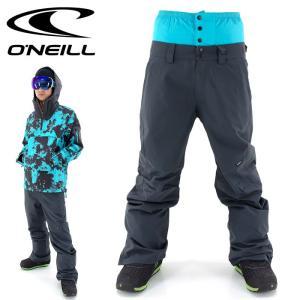 メンズパンツ オニール シンプル 無地 メンズ スノーボードパンツ ONEILL ボードパンツ HAMMER PANT 646204|streetbros