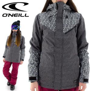 ONEILL レディースジャケット スノボウェア スノーボー...