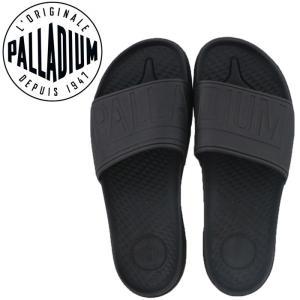 パラディウム サンダル スリッパ ブラック PAMPA SOLEA SL 05759 088 シャワーサンダル PALLADIUM|streetbros