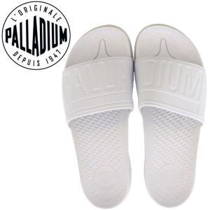 パラディウム シャワーサンダル スリッパ ホワイト 05759 116 PALLADIUM サンダル 白色|streetbros
