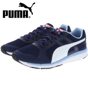 PUMA スピードライト ネイビー プーマ ジョギングシューズ ランニングシューズ PUMA SPEEDLITE|streetbros