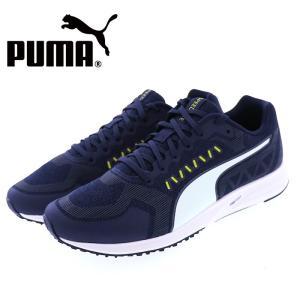 プーマ スピードライト2 ワイド ランニングシューズ メンズ スニーカー PUMA SPEEDLITE2 ピーコート|streetbros