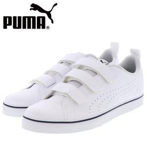 PUMA スニーカー シューズ  プーマ コートポイント V V3 366075|streetbros