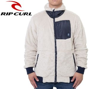 メンズジャケット リップカール フリース RIP CURL T02-022 オフホワイト|streetbros