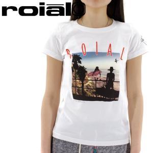 「セール」クルーネックTシャツ GTS334 ROIAL レディース 半袖Tシャツ ロイアル Tシャツ|streetbros