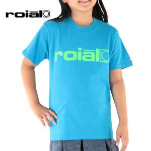 150 160cm ROIAL キッズ半袖Tシャツ 女の子 男の子 ターコイズ ジュニア 子供服 KTS018 streetbros