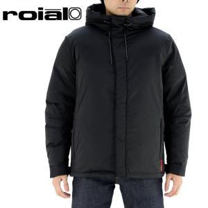 ロイアル ダウンジャケット メンズ 中綿ジャケット ブルゾン ROIAL R803MDW03 streetbros