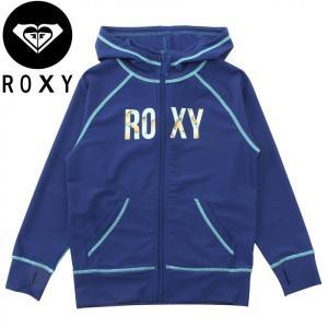 SALE ロキシー ROXY キッズ 長袖ロゴラッシュパーカー 100〜150cm MINI PINEAPPLE PARKA|streetbros