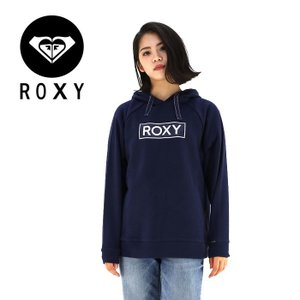 ROXY RPO184010 レディースパーカー ロキシー ベーシックロゴパーカー ネイビー JIVY プルオーバー レディース トレーナー ブランドロゴ 通販 販売 即納 人気|streetbros