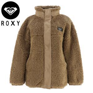 ロキシー レディース ジップタイプ ブルゾン ボア ジャケット カジュアル スタンドジップ ROXY RZP214053|streetbros