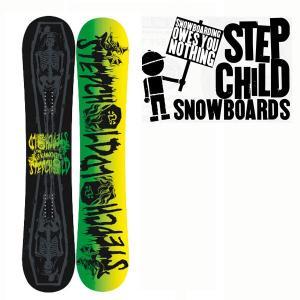 16-17 STEPCHILD スノーボード 板 ステップチャイルド ツインチップ スノボー 日本正規品 2017 KAM KNIFE streetbros