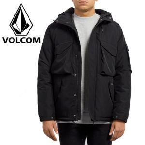ボルコム メンズジャケット フードジャケット 耐水ジャケット VOLCOM A1731800|streetbros