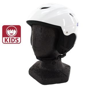 ヘルメット キッズ スノーボード スキー ヘッドギア ジュニ...