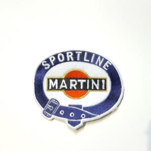 ワッペン MARTINI SPORTLINE ワッペン MARTINI RACING|streetlife