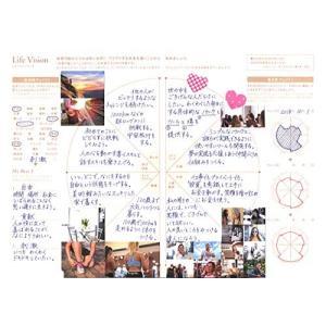 ビジョン(=ワクワクする未来)から逆算して計画を立てるための手帳。 【定価】4、000円(税込)【サ...