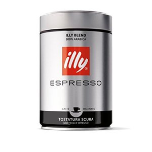 Grocery illy(イリー) エスプレッソ粉 ダークロースト NEW 250g illy(イリ...