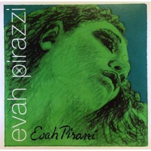 Violin弦 Evah Pirazzi EADG線 4弦Set E線:Gold Steel 4/4楽器用 ( 0.26 or 0.27 )( Ball or Loop ) 【Vn Evah EgADG】
