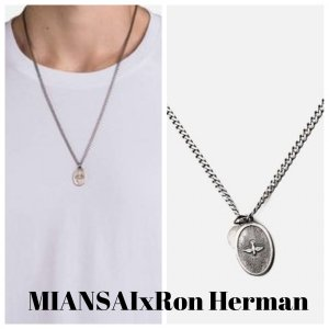 MIANSAI DOVE NECKLACE STERLING SILVER ミアンサイ スターリング...