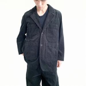 firmum コーデユロイジャケット sus4-a9-fr101jk color:95(black)...