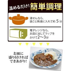仙台名物 牛タンシチュー 4袋 うまみたっぷり牛タンがゴロっと入った 送料無料 ご飯のお供 stsy 06