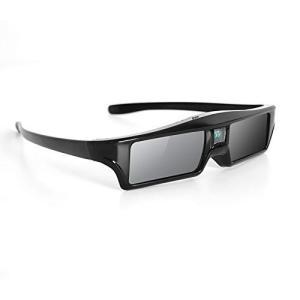 ZOYUBS G200 DLP Link方式 アクティブシャッター方式 3Dメガネ 充電式 96HZ...