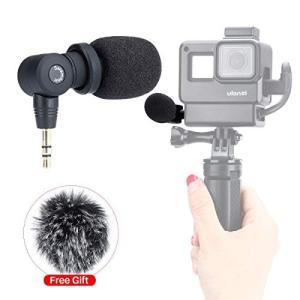 Saramonic Gopro用 Vlog 3.5mmワイヤレスビデオマイク Gopro Apple...