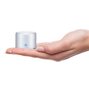 EWA SoundElf A106 超コンパクト Bluetoothスピーカー (シルバー)