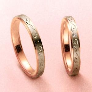 結婚指輪 マリッジリング プラチナ ペアリング 2本セット 送料無料 ペア カットリング プラチナ ...