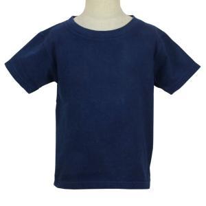 キッズ ベビー 藍染め 半袖 Tシャツ 出産祝い 子供服|studio-ichi