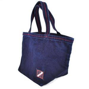 琉球藍染め ランチバッグ 和柄 トートバッグ|studio-ichi|02