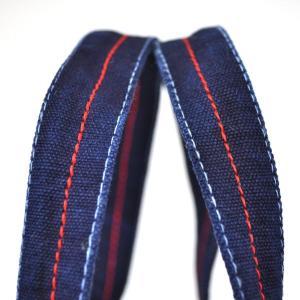 琉球藍染め ランチバッグ 和柄 トートバッグ|studio-ichi|05
