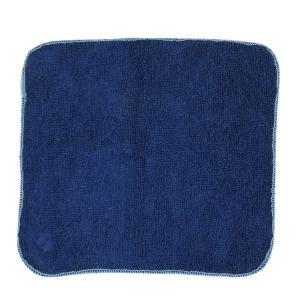 琉球藍染め ハンカチ タオル インディゴ ポケット サイズ エチケット プレゼント|studio-ichi|03