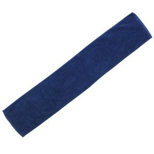 琉球 藍染め タオル マフラー コットン 紺色 濃紺 インディゴ 綿 ギフト|studio-ichi|03