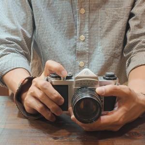 着物カメラハンドストラップ 3 和柄 一眼レフ 和風 レトロ 花柄|studio-ichi|06