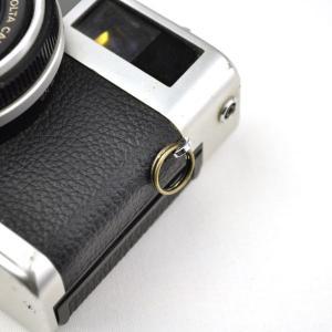 【カメラストラップ用!二重カン】取り付ける事で様々なストラップが使用できるストラップパーツ!|studio-ichi|03