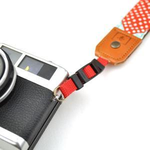 【カメラストラップ用!二重カン】取り付ける事で様々なストラップが使用できるストラップパーツ!|studio-ichi|05