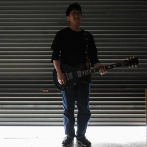 ギターストラップ 畳縁 和柄 花柄 19柄 桜 梅 ドット 菱 市松 guiter 唐草 菊 高級感 しっかり プレゼント ギフト|studio-ichi|10