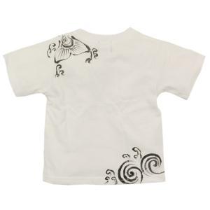 SALE Tシャツ 半袖 和柄 鯉 手描き 出産祝い 子供服|studio-ichi|04