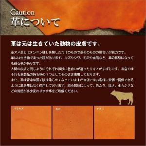 名入れ 刻印付き ヌメ革 名刺ケース カードケース メッセージ|studio-ichi|06