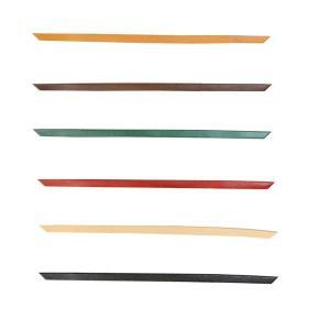 ヌメ革 結ぶ シンプル ジッパースライダー ジッパープル ジッパータブ 引手 レザー ファスナー レザー プレゼント ギフト|studio-ichi