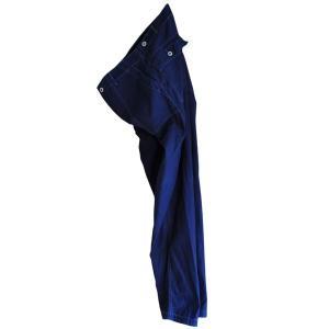 藍染め ファティーグパンツ アーミー 琉球藍染め メンズ Mサイズ ミリタリー|studio-ichi|05