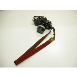 カメラストラップ 一眼レフ 和柄 デジカメストラップ 着物49格子