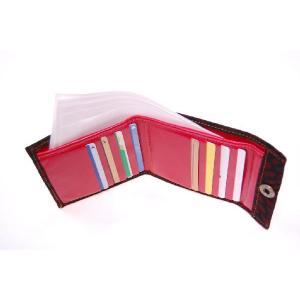 着物カードケース 青レトロ 和柄カードケース studio-ichi 04