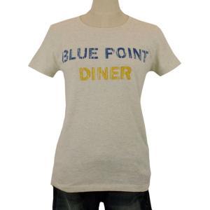 レディース Tシャツ 半袖 BLUE ZIOZIO|studio-ichi