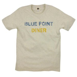 メンズ Tシャツ 半袖 BLUE ZIOZIO|studio-ichi