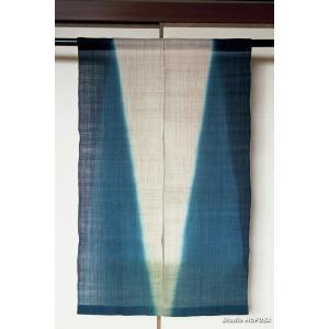 暖簾 のれん N-0101 半間 90cmx130cm|studio-mofusa