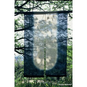 暖簾 のれん N-0301 本麻 半間 90cmx140cm|studio-mofusa