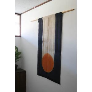 【c98様 オーダー製作品】暖簾 のれん N-0304 本麻 半間 59cmx120cm|studio-mofusa