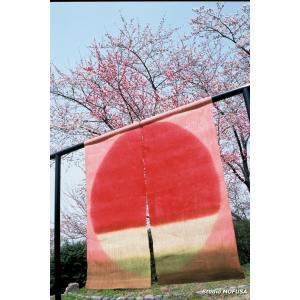 暖簾 のれん N-0701 本麻 半間 90cmx95cm|studio-mofusa