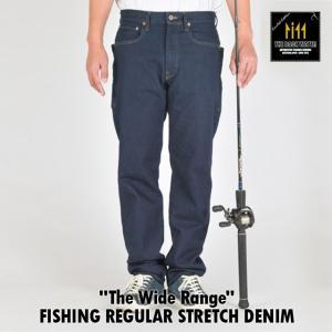 """The Wide Range"" FISHING REGULAR STRETCH DENIM BW-..."
